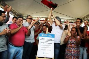Governo realiza sonho da população e entrega sistema de abastecimento d'água de Assunção
