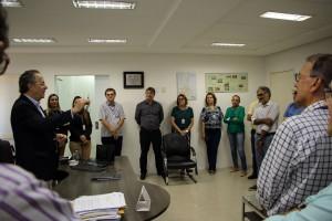 Engenheiro Joaquim Almeida assume diretoria de Operação e Manutenção da Cagepa