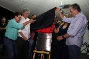 Governador entrega sistema de abastecimento de água do município de Santo André