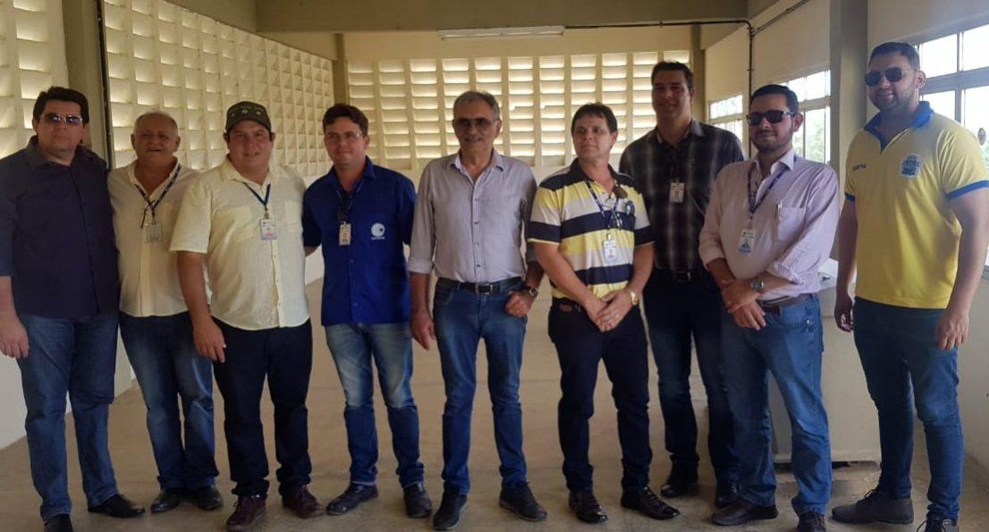 Presidente da Cagepa anuncia melhorias no sistema de abastecimento de São Bento