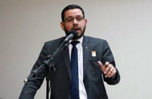 Marcus Vinícius representa a Aesbe em seminário sobre Marco Legal do Saneamento