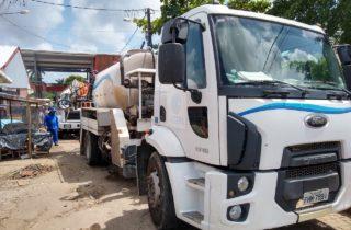 Cagepa mantém serviços de manutenção normalmente durante recesso sanitário, na PB
