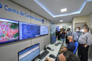 CG: Governador entrega Centro de Controle Operacional da Cagepa e autoriza novas obras